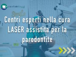 Cura Parodontite con Laser a Genova