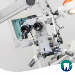 L'uso del Microscopio nella cura della parodontite